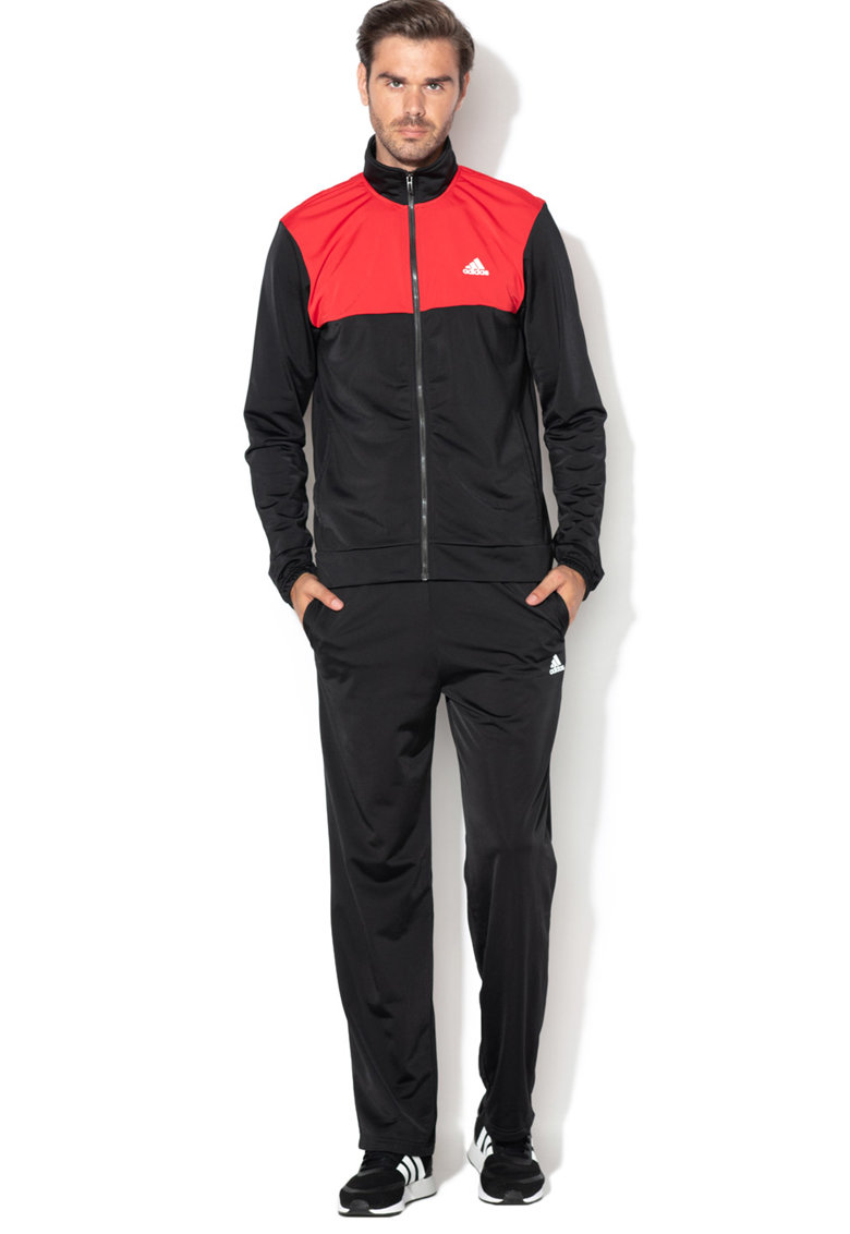 Adidas PERFORMANCE Trening regular fit cu imprimeu logo Back 2 Basics