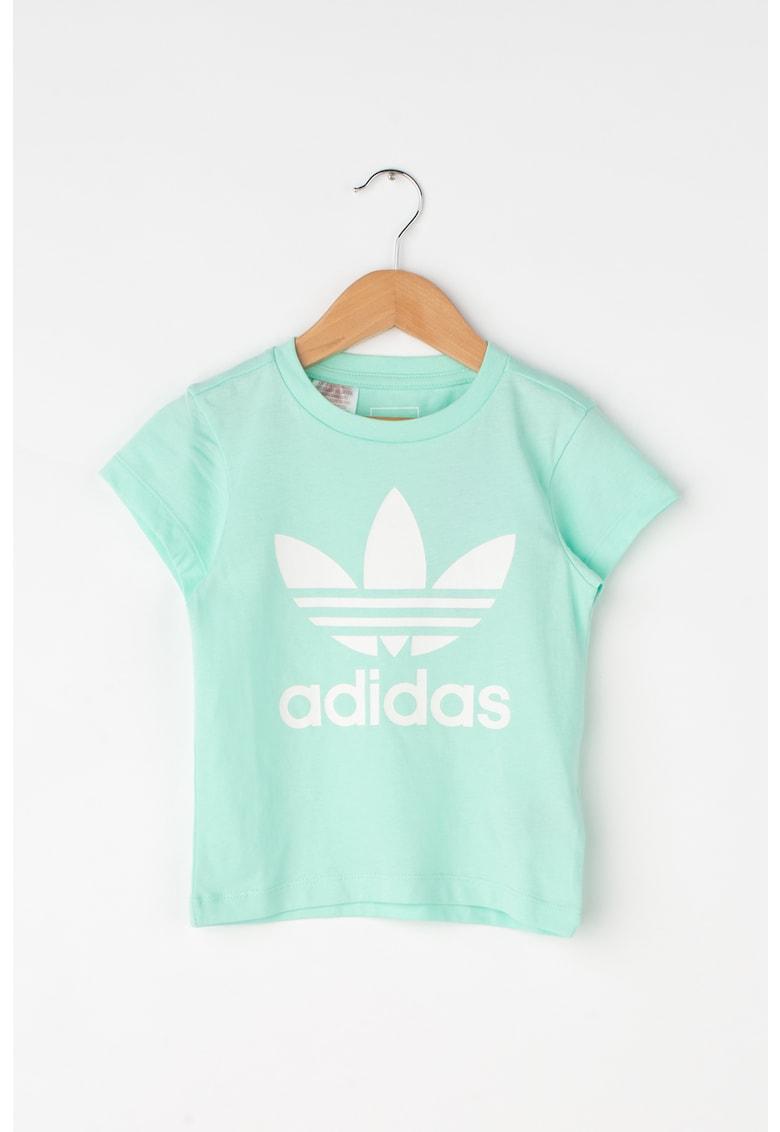 Tricou cu imprimeu logo de la Adidas ORIGINALS