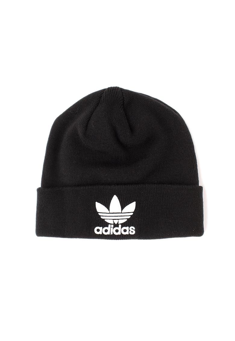 Caciula din tricot cu logo de la Adidas ORIGINALS