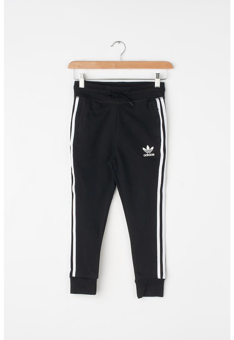 Adidas ORIGINALS Pantaloni sport cu doua buzunare cu fermoar