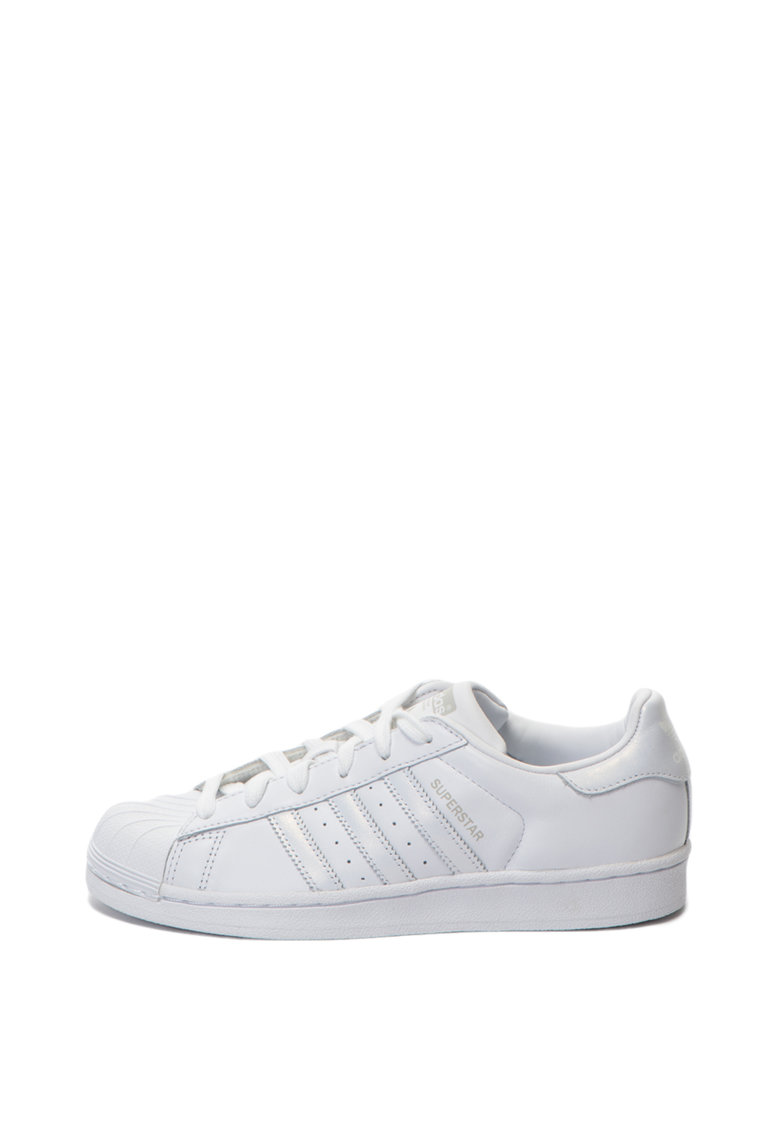 Adidas ORIGINALS Pantofi sport de piele Superstar