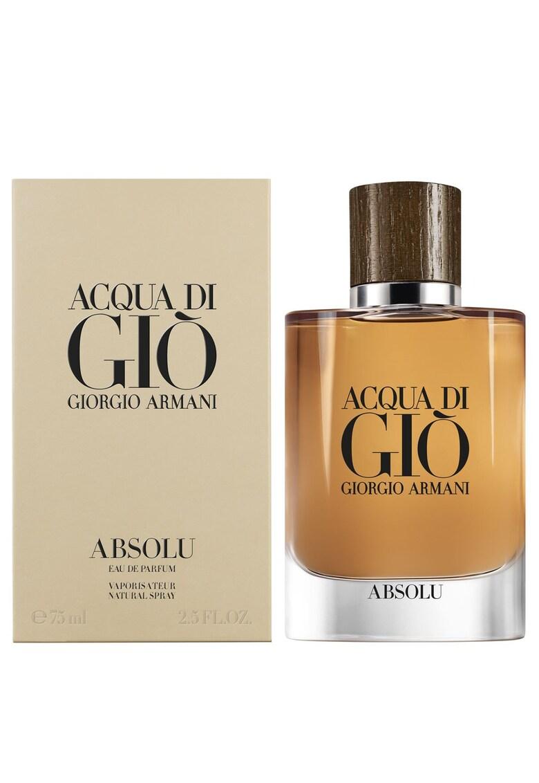 Apa de Parfum Acqua Di Gio Absolu - Barbati imagine fashiondays.ro Giorgio Armani