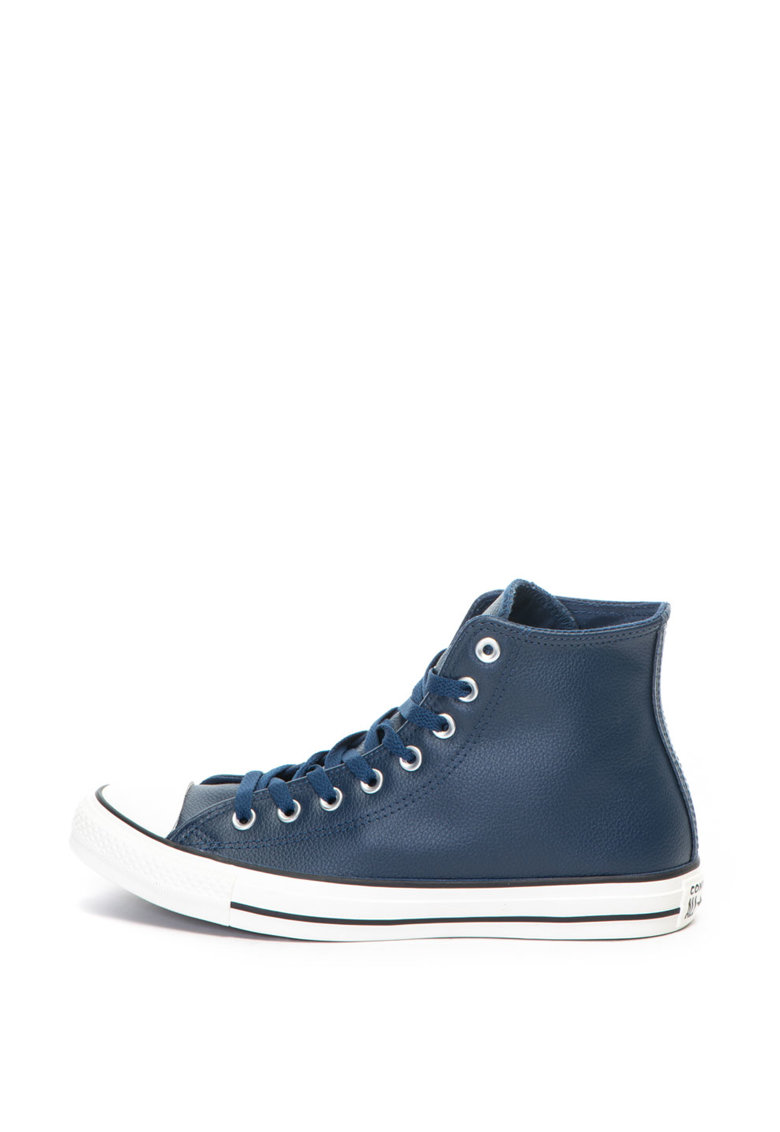 Converse Tenisi mid-high de piele Chuck Taylor All Star