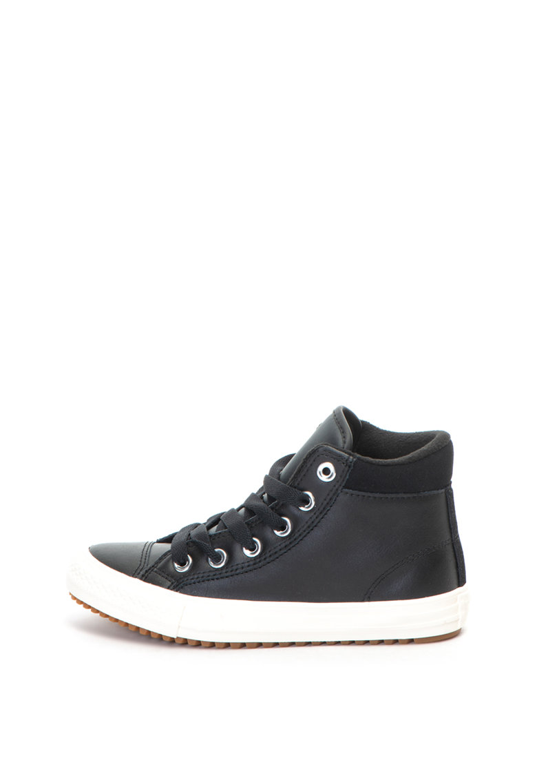 Tenisi mid-high de piele Chuck Taylor All Star Pc