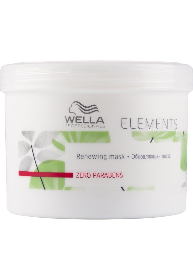 Masca de par  Elements regenatoare pentru toate tipurile de par Wella Professionals