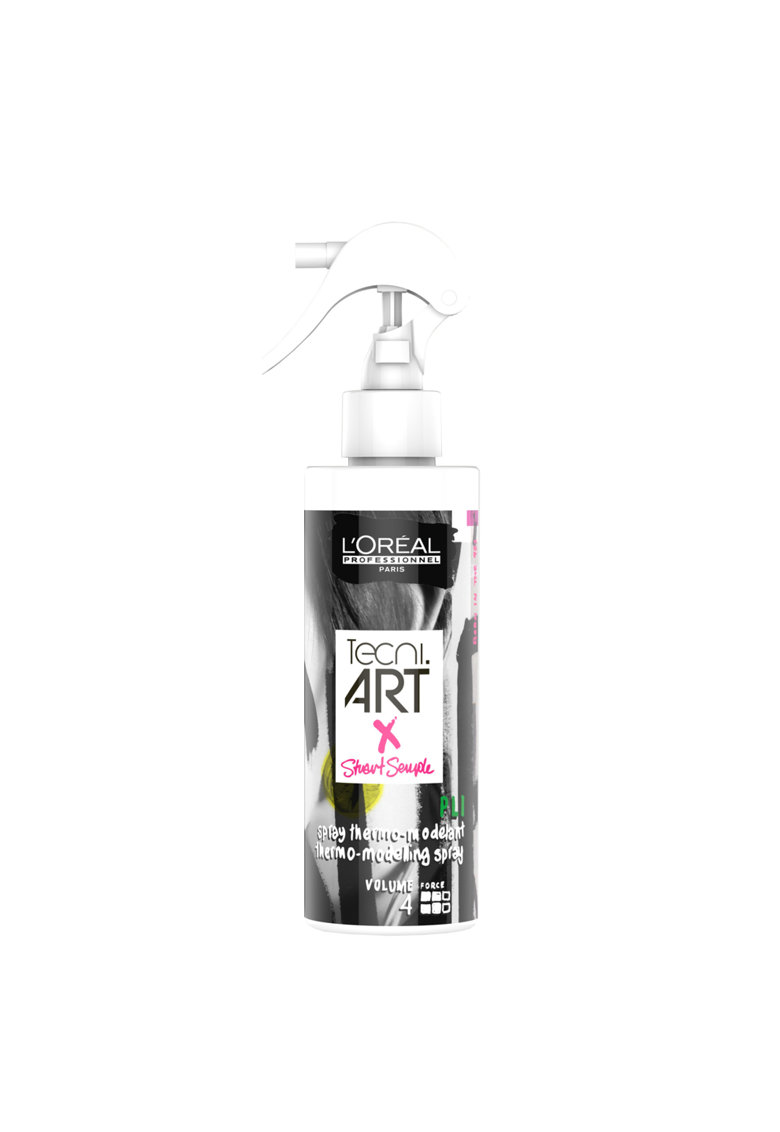 Spray termo-modelator  Tecni Art Pli Thermo-Modelling - pentru volum - 190 ml