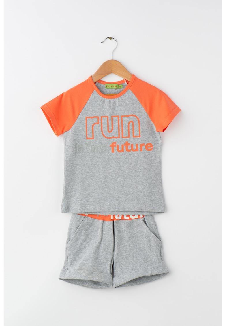 Zee Lane Kids Set de tricou si bermude – 2 piese