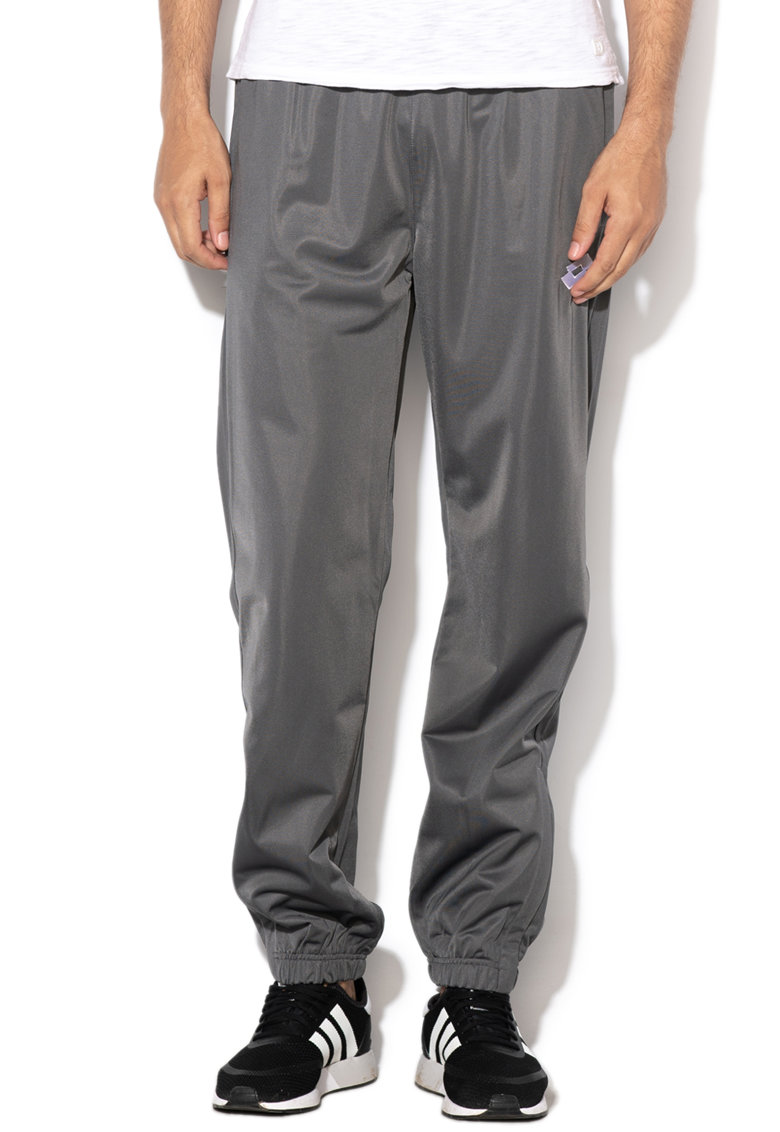 Lotto Pantaloni sport cu slituri laterale cu fermoar Bernie