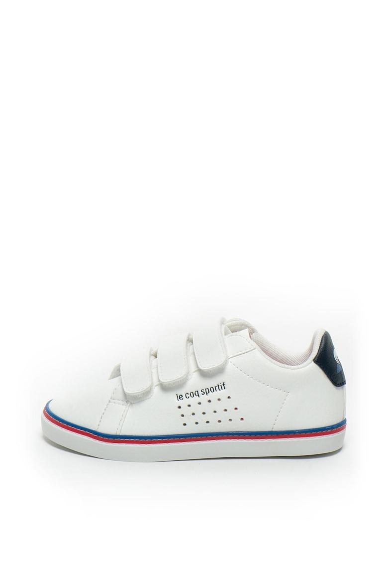Le Coq Sportif Pantofi sport de piele sintetica Courtace PS Sport