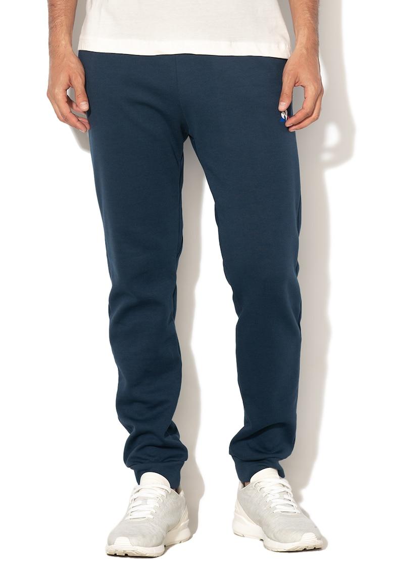 Le Coq Sportif Pantaloni jogger cu snur pentru ajustare