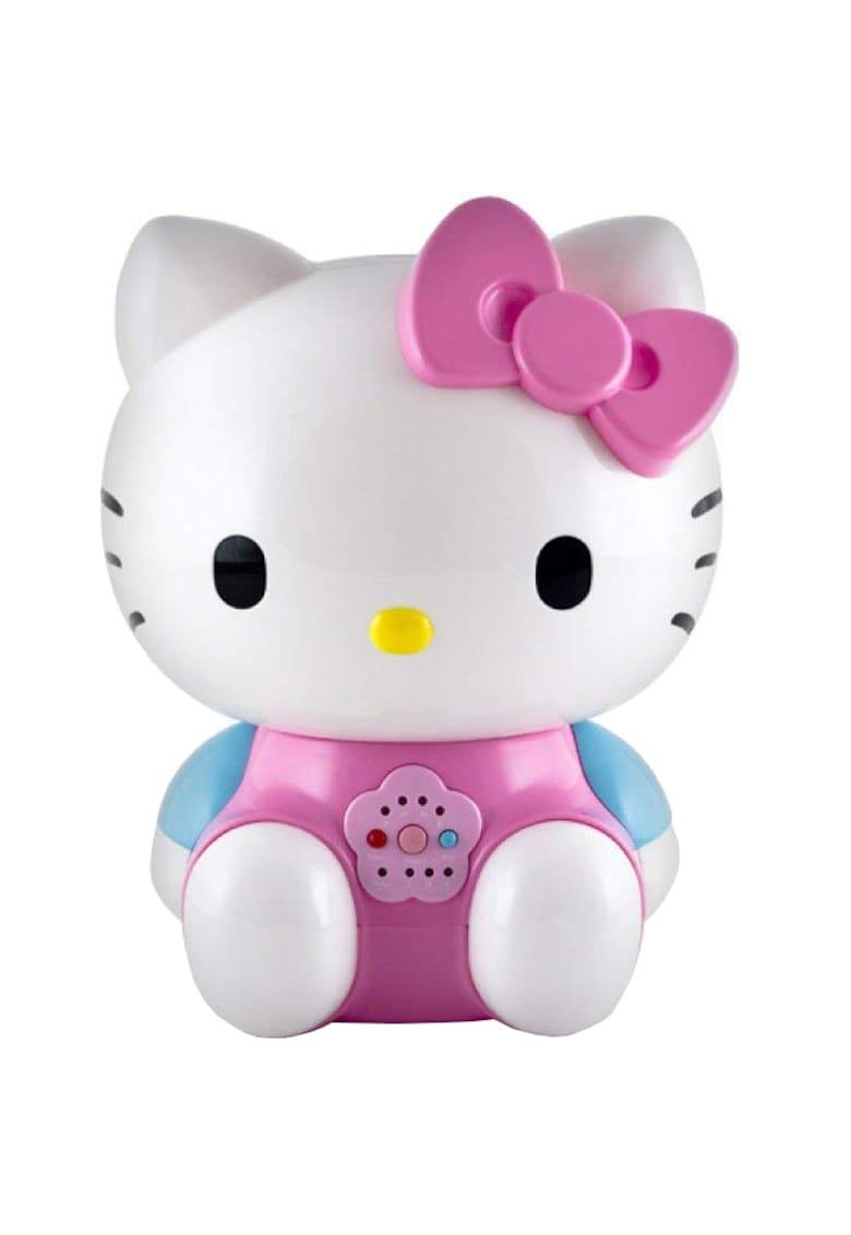 Umidificator cu ultrasunete Hello Kitty - 1.8 L - 24V - Alb/Roz imagine