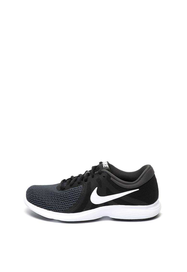 Nike Pantofi cu detalii contrastante - pentru alergare Revolution 4