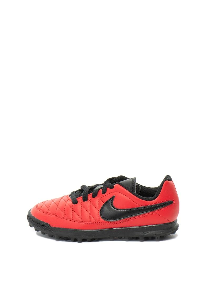 Ghete de fotbal din piele ecologica Majestry Nike