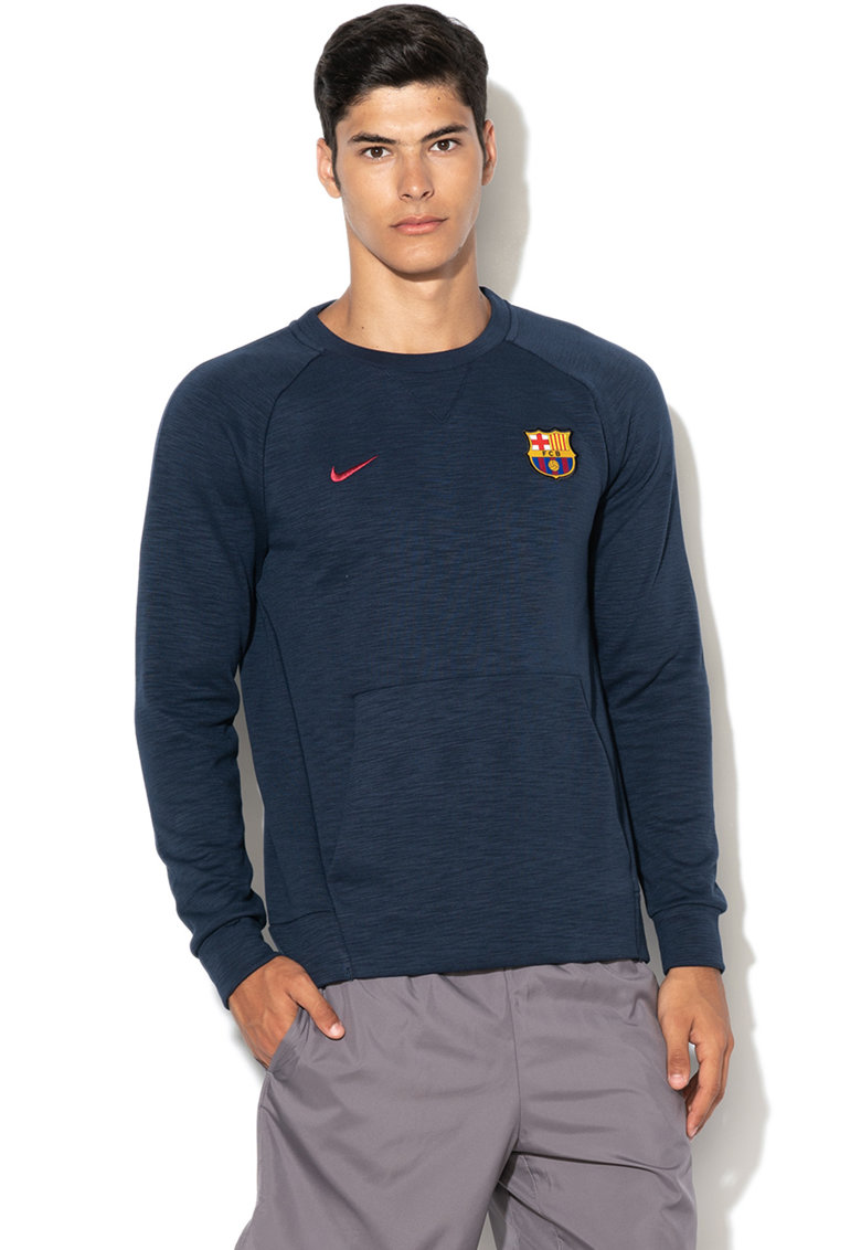 Bluza sport cu buzunar kangaroo - pentru fotbal thumbnail