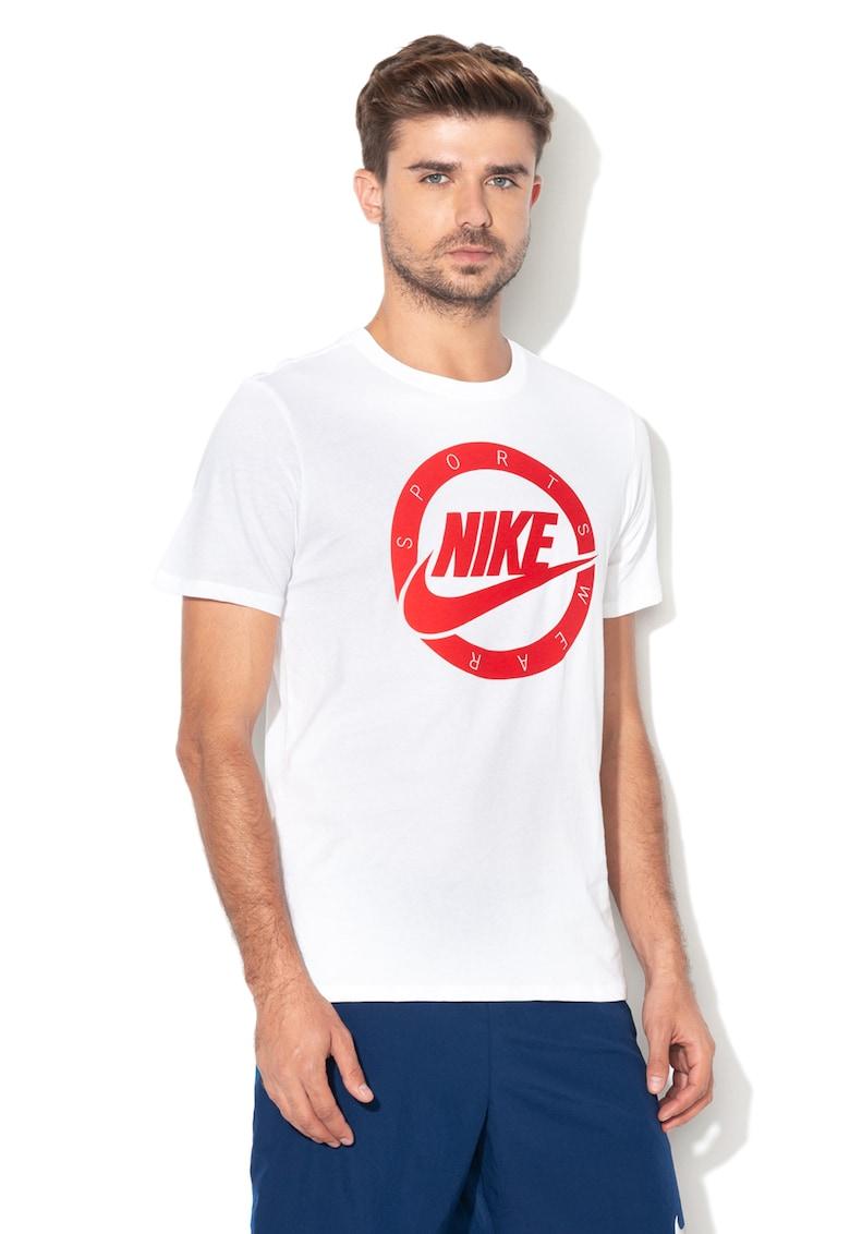 Nike Tricou athletic fit cu imprimeu logo