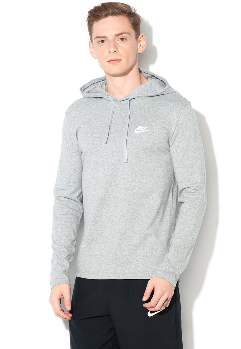 Hanorac cu logo brodat de la Nike