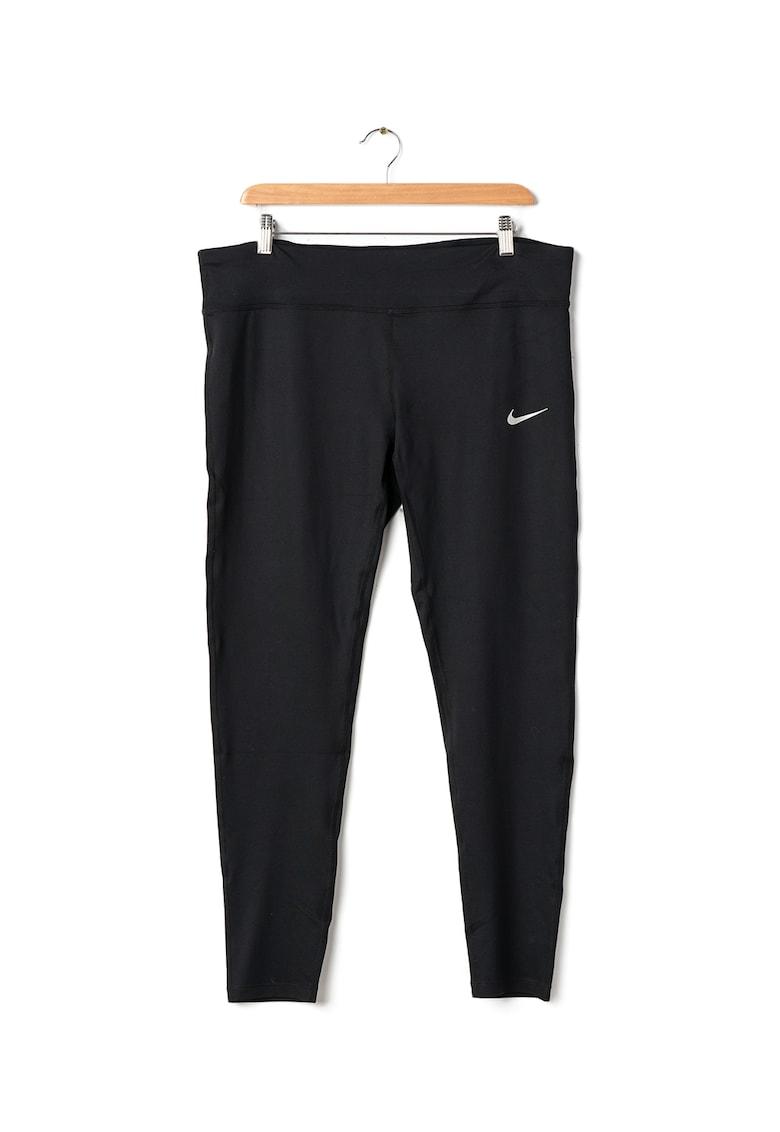 Colanti pentru alergare Plus Size Dri-Fit de la Nike