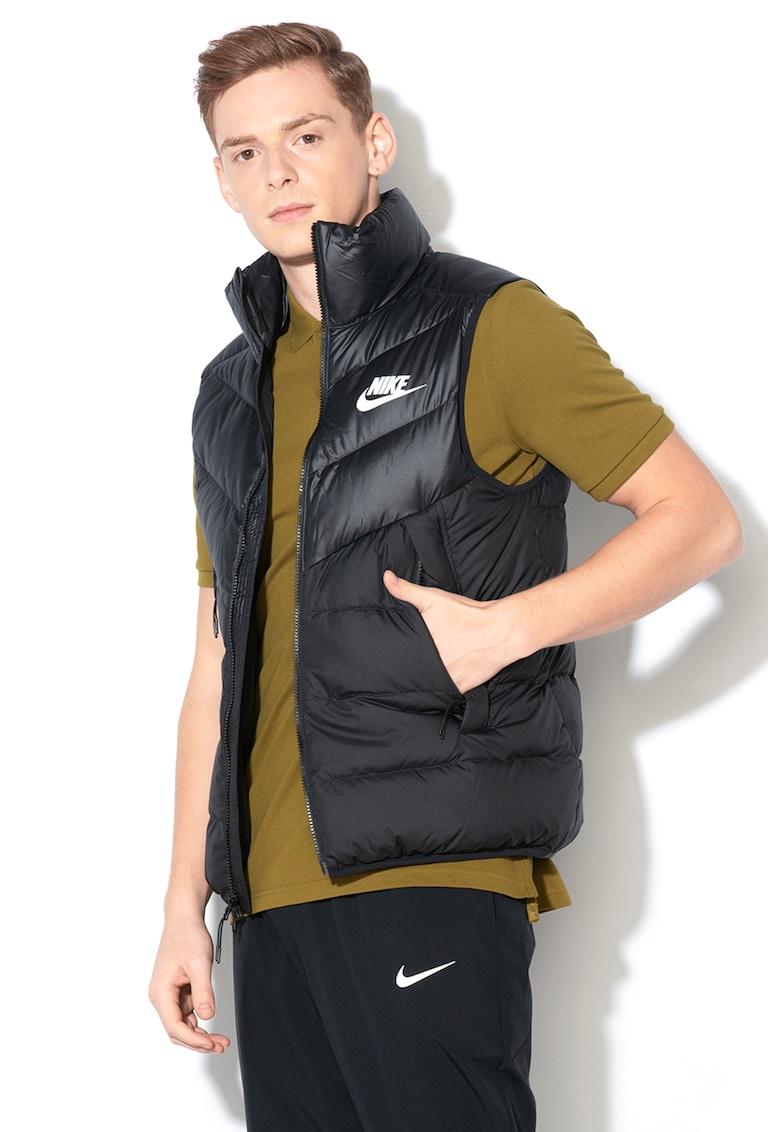 Nike Vesta cu umplutura de puf si model matlasat