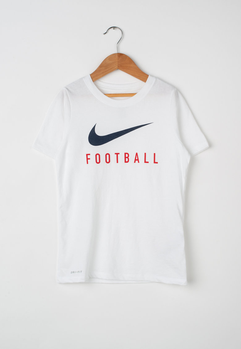 Tricou athletic fit pentru fotbal Dri-Fit de la Nike