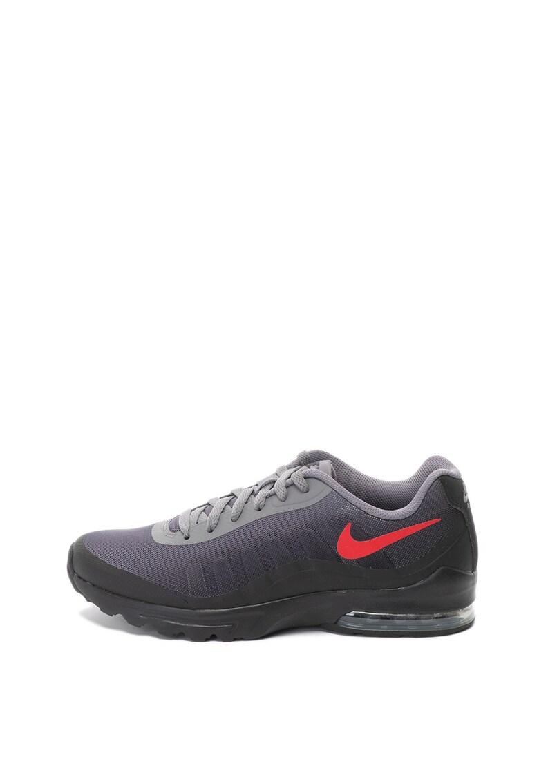 Nike Pantofi sport de plasa tricotata Air Max Invigor