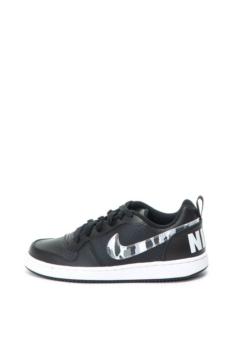 Nike Pantofi sport cu logo Court Borough