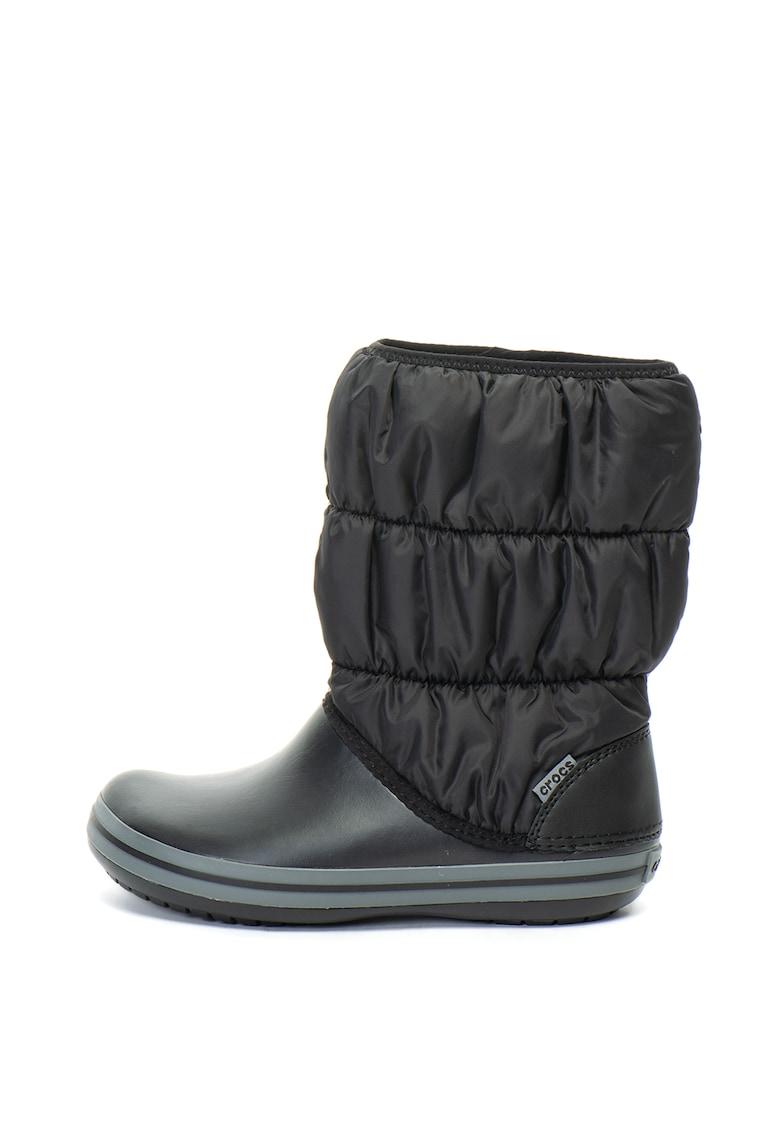 Crocs Cizme de iarna cu insertie matlasata Winter Puff