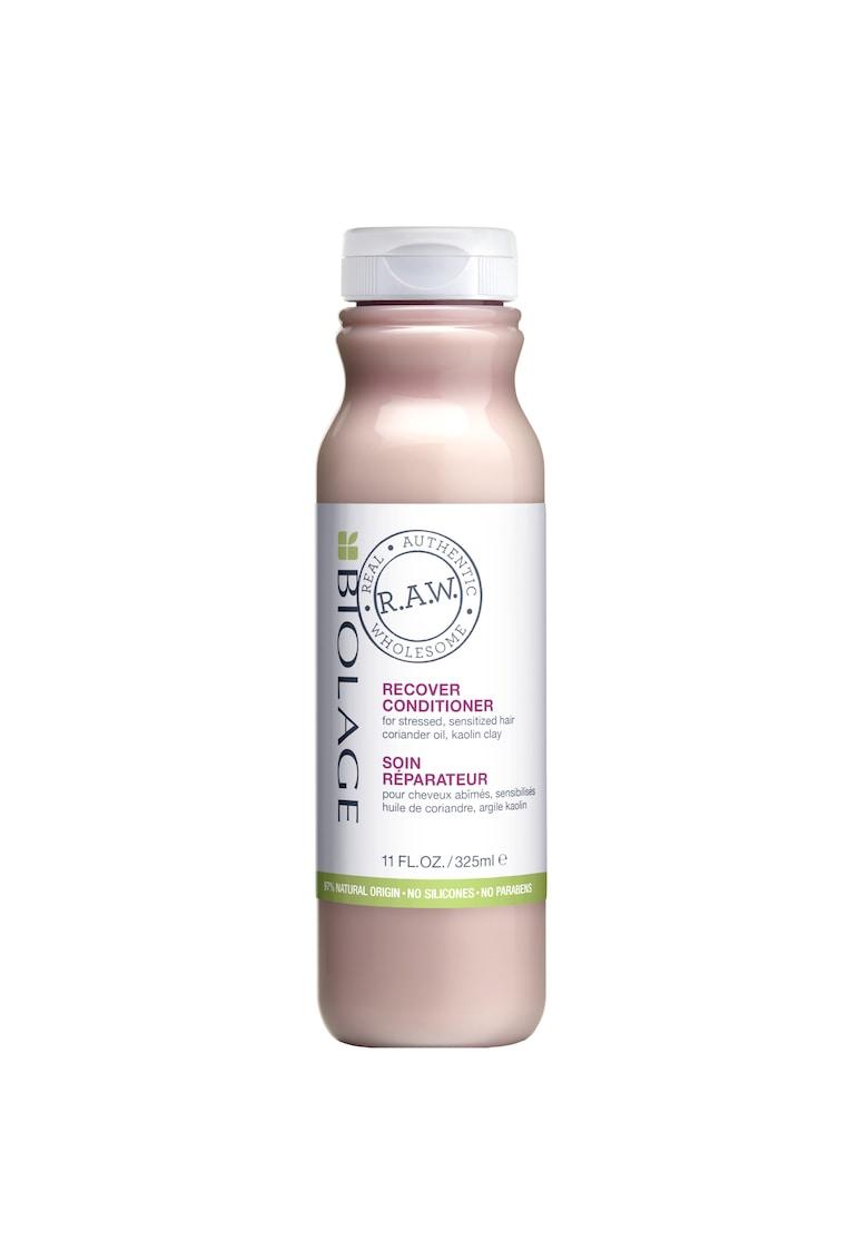 Balsam profesional pentru par stresat si sensibilizat Biolage - R.A.W. Recover - 325 ml