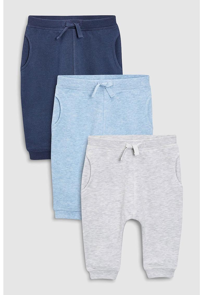 Set de pantaloni jogger – 3 piese de la NEXT
