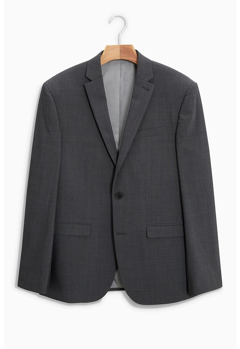 Sacou elegant regular fit din amestec de lana de la NEXT