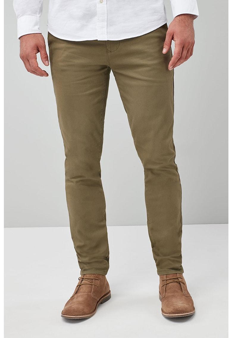 Pantaloni chino skinny 18 de la NEXT