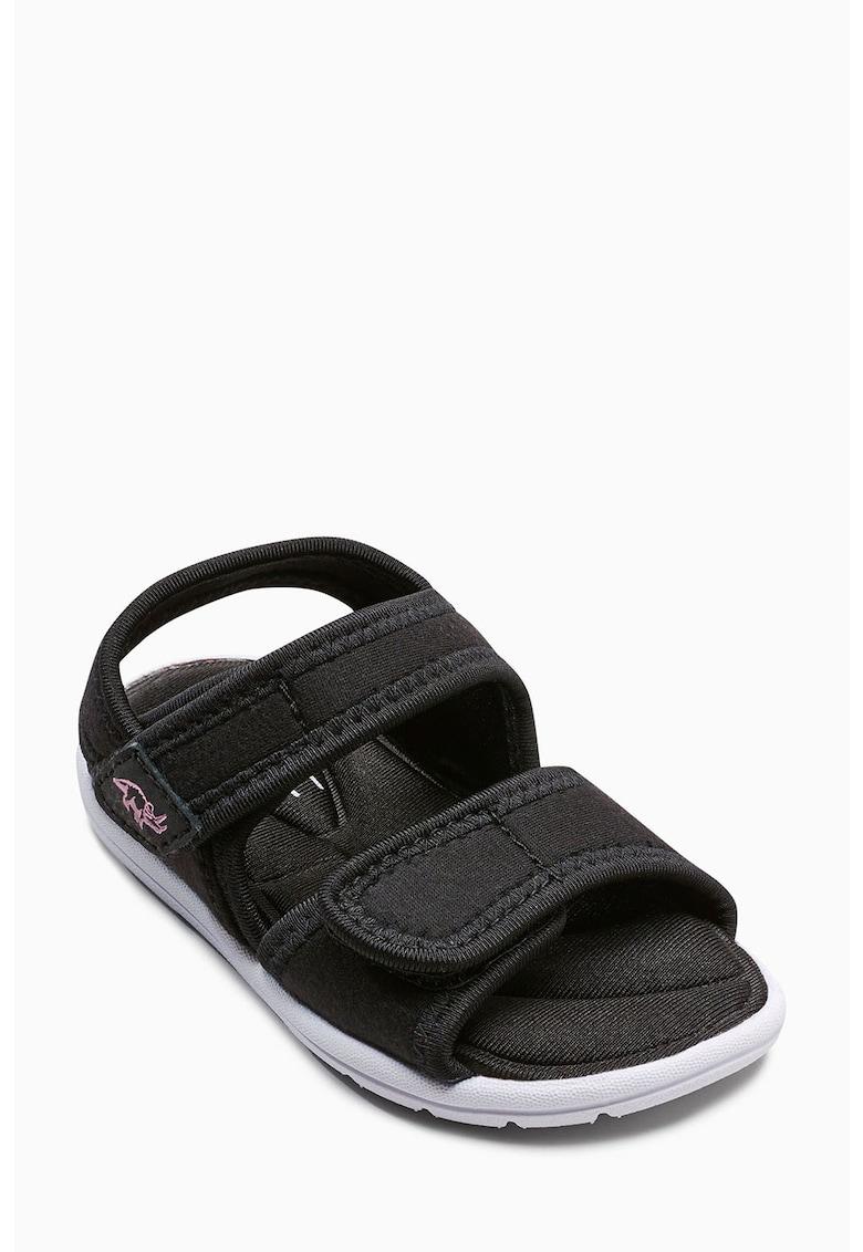 Sandale cu velcro