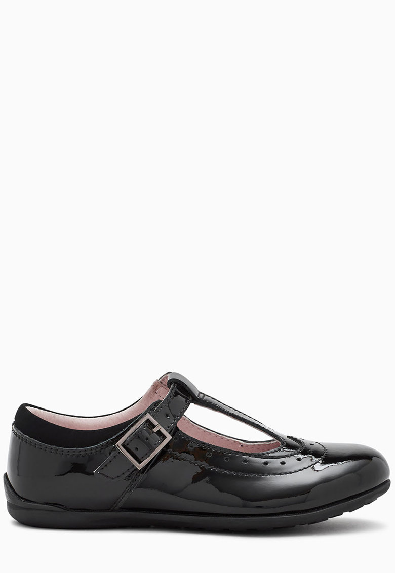 Pantofi Mary Jane de piele lacuita NEXT