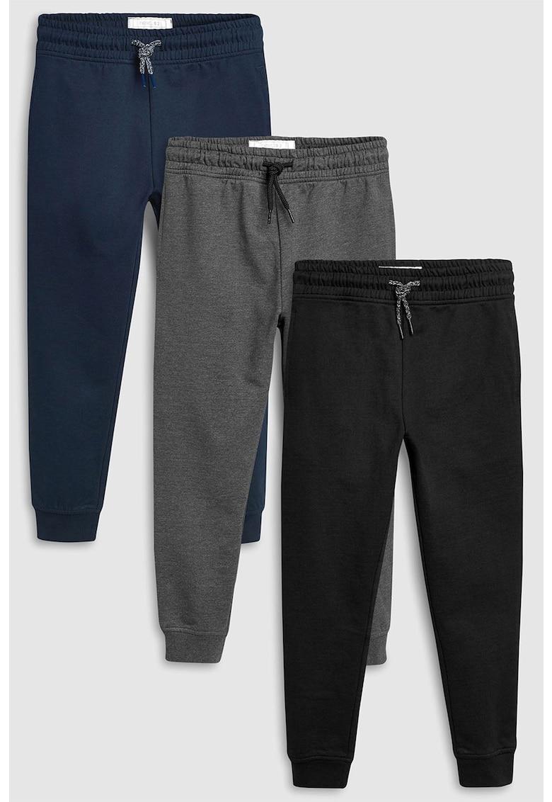 Set de pantaloni sport - 3 perechi de la NEXT