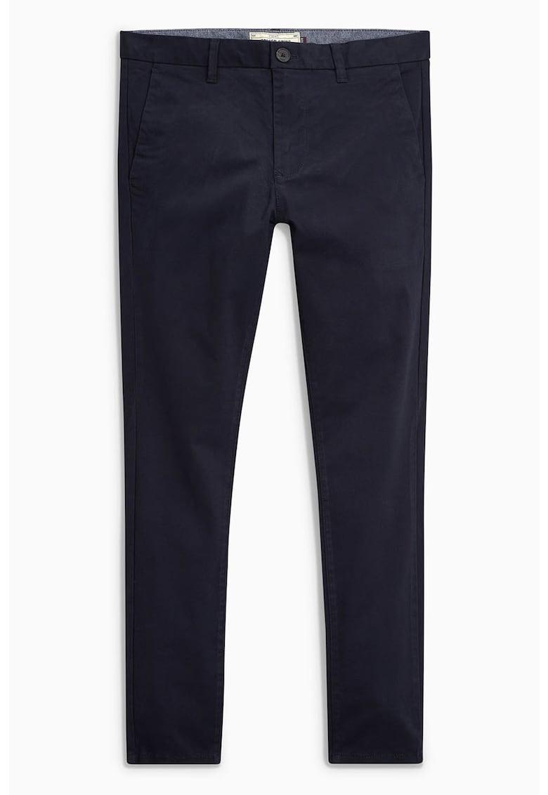 Pantaloni chino super skinny fit 1