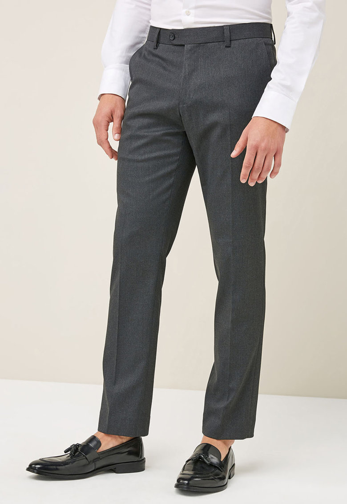 NEXT Pantaloni chino slim fit eleganti