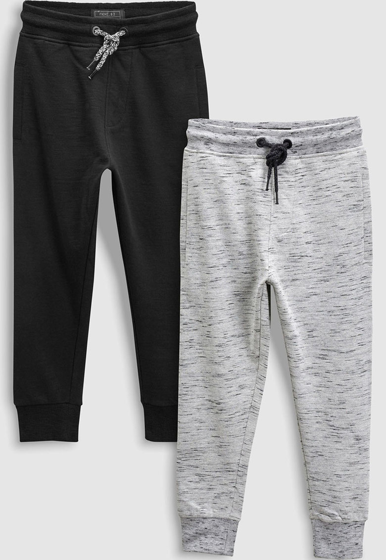NEXT Set de pantaloni sport cu buzunare – 2 perechi