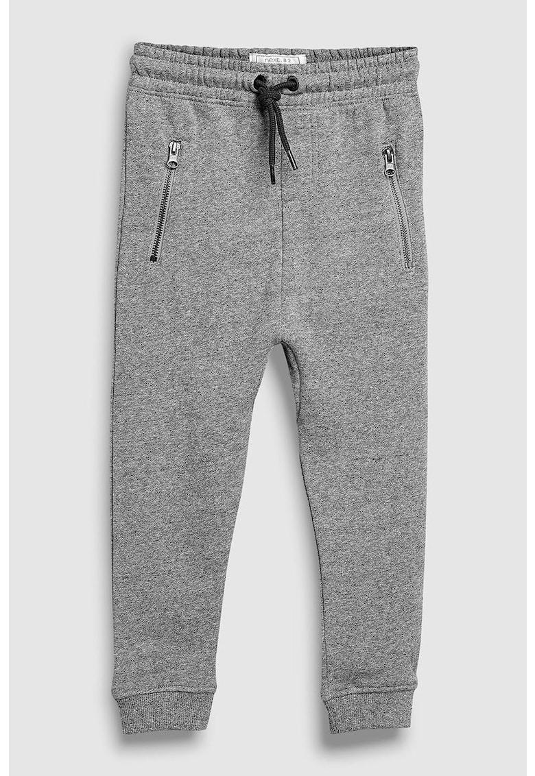 Pantaloni jogger cu snur pentru ajustare 593089 imagine fashiondays.ro