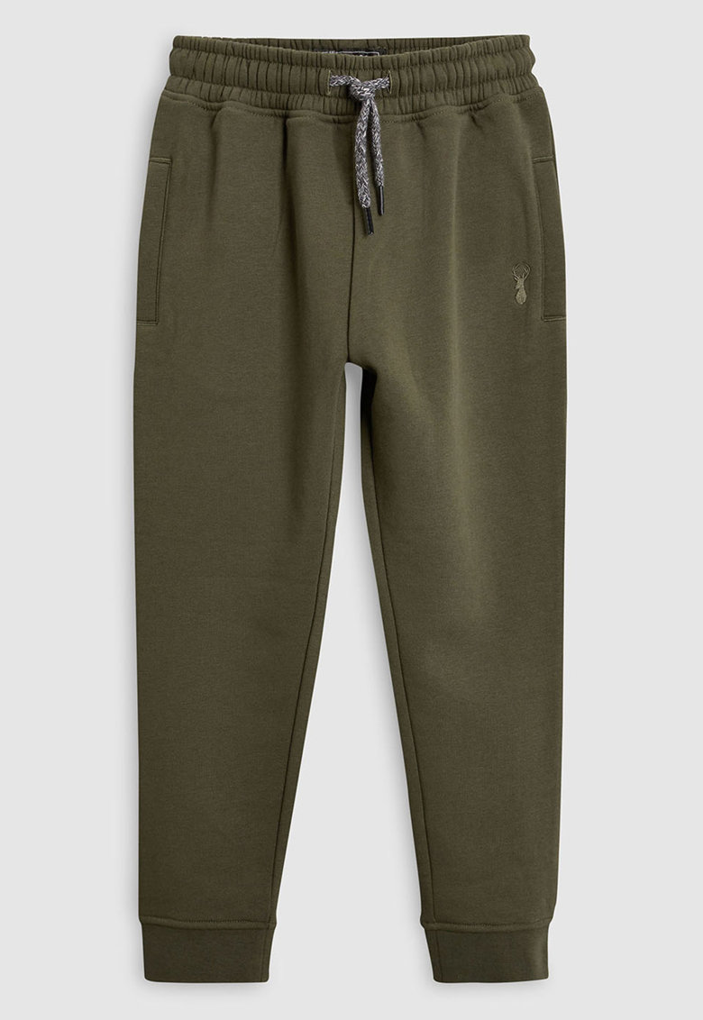 Pantaloni sport cu snur in talie 2