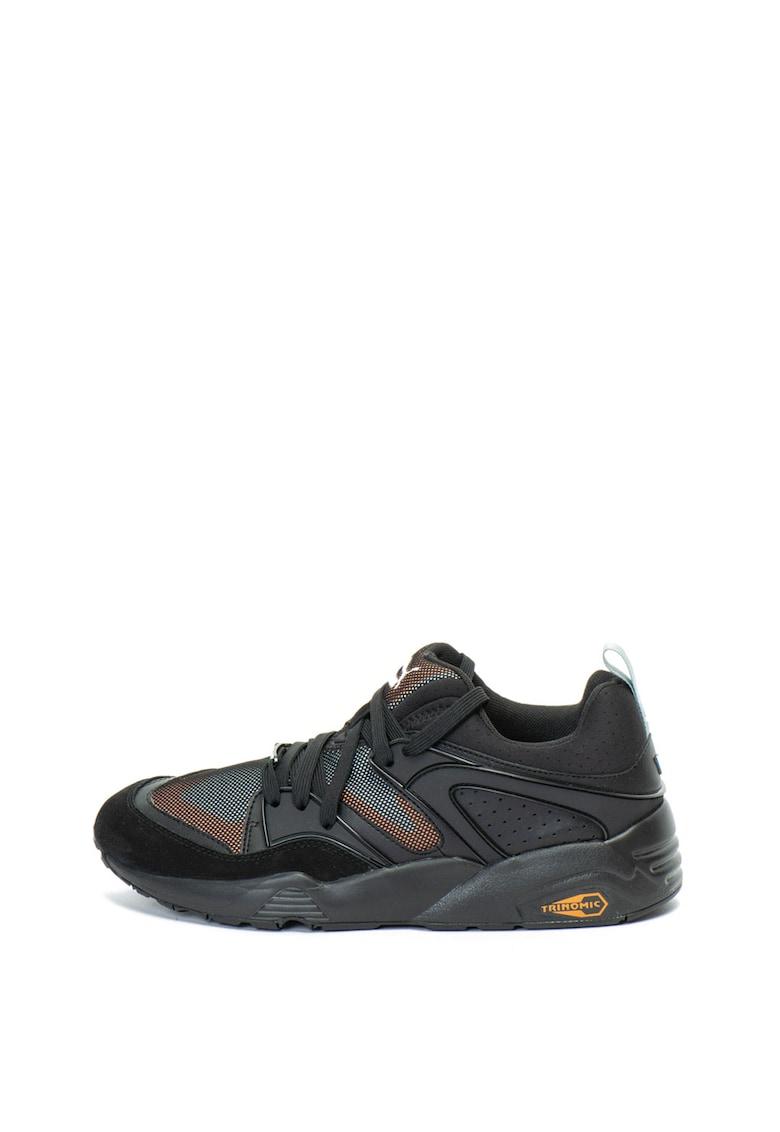 Pantofi slip-on pentru camping Blaze Of Glory
