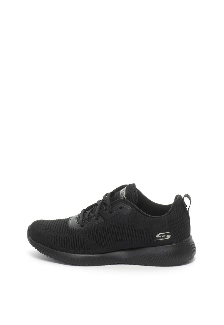 Pantofi sport din material textil Bobs Squad imagine