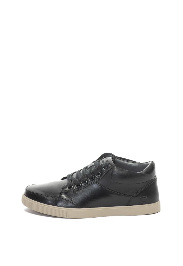 Skechers Pantofi casual de piele Volden-Naptop