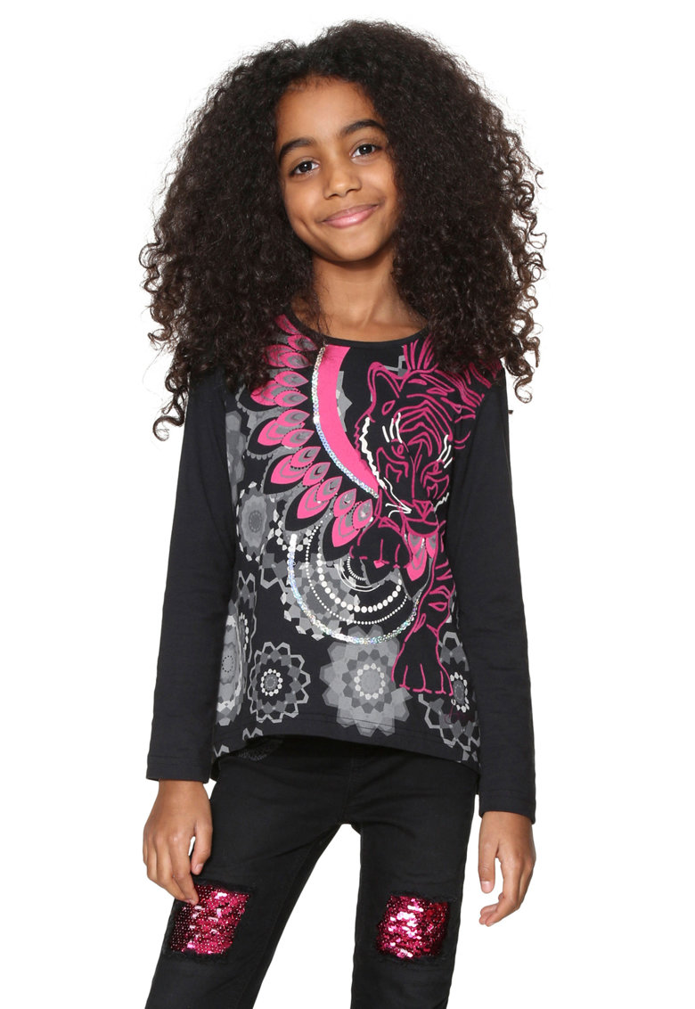 DESIGUAL Bluza cu imprimeu floral Montreal