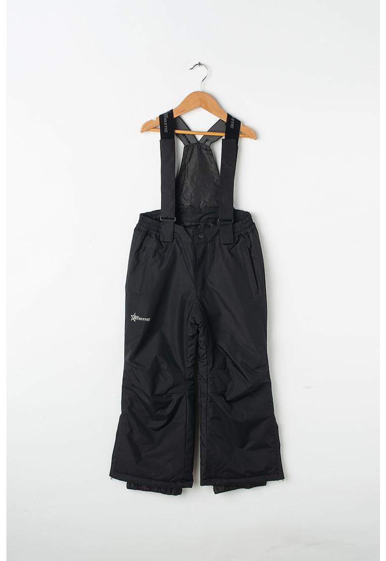Pantaloni impermeabili cu bretele – pentru schi de la ATHLETIC