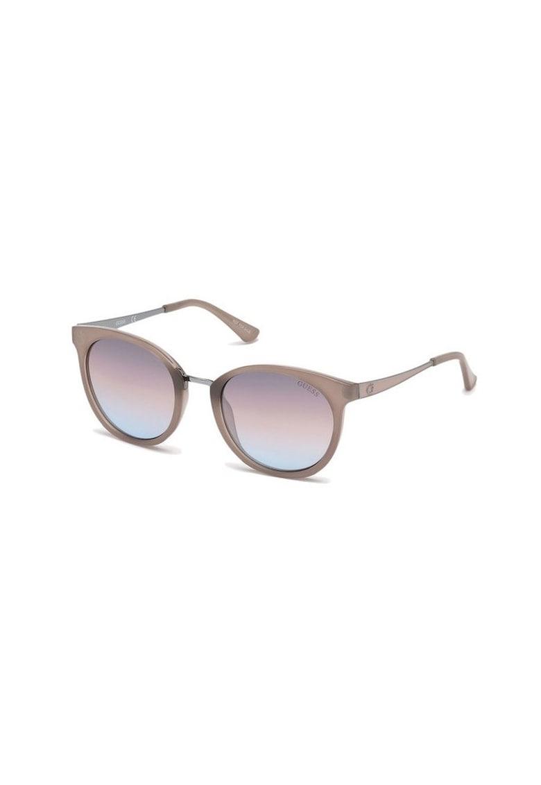Ochelarii de soare cu lentile oglinda