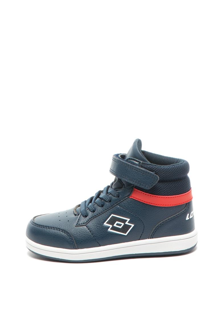 Pantofi sport inalti de piele ecologica Suki
