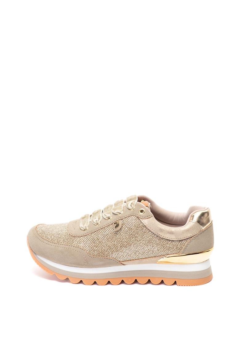 Pantofi pentru antrenament cu aspect texturat de la Gioseppo