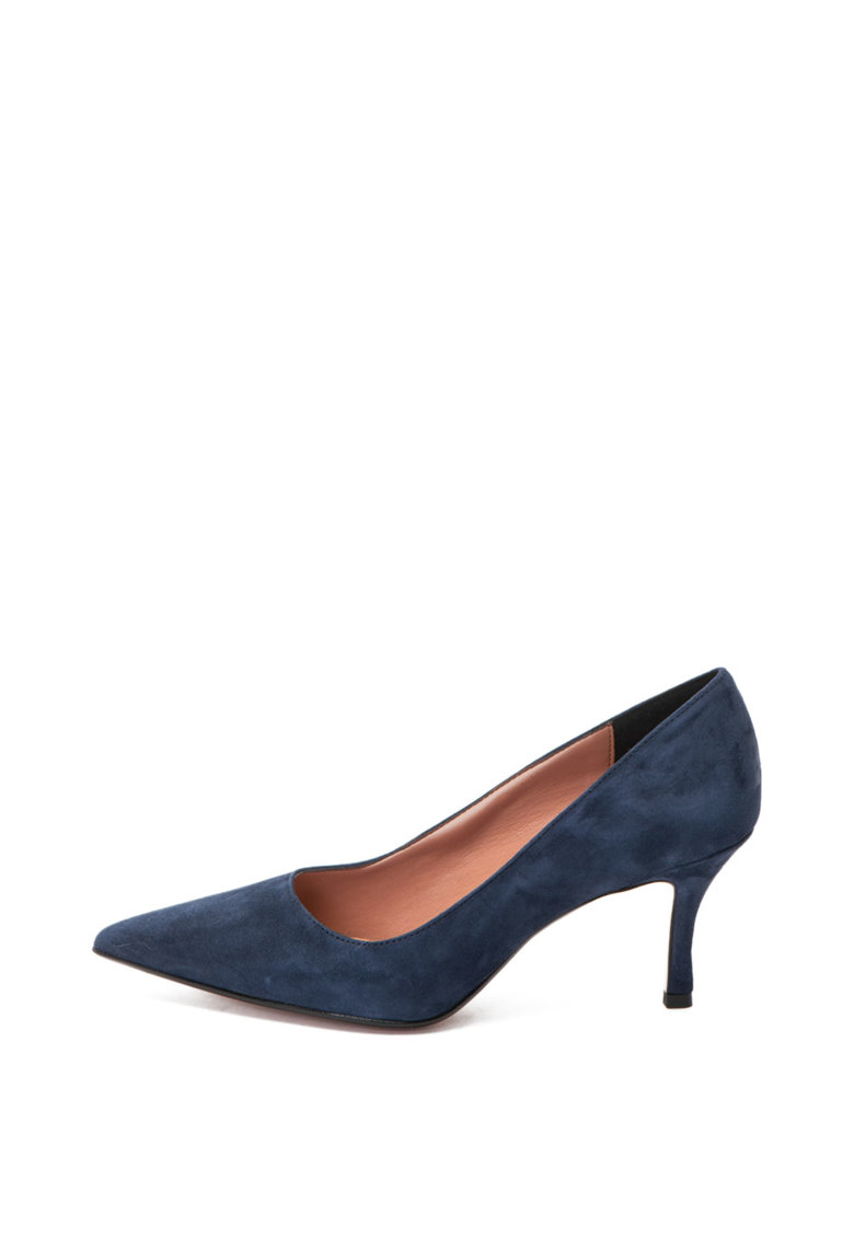 Zee Lane Pantofi de piele intoarsa – cu varf ascutit Diana
