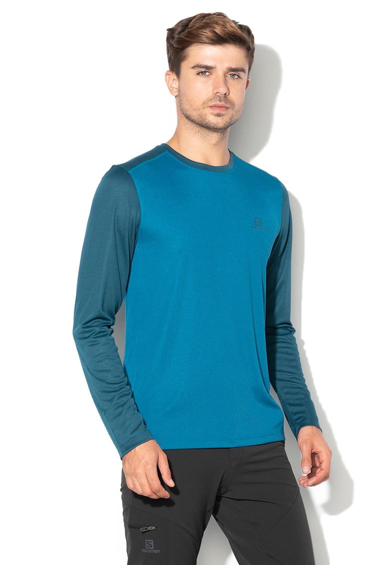 Bluza cu AdvancedSkin ActiveDry pentru drumetii Stroll de la Salomon