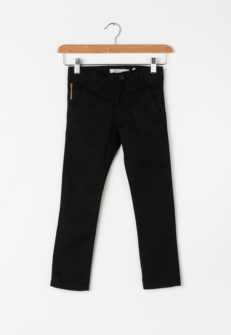 NAME IT Pantaloni chino slim fit Timber