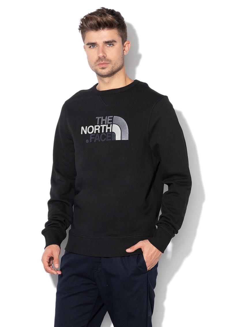 Bluza sport cu logo brodat Drew Peak
